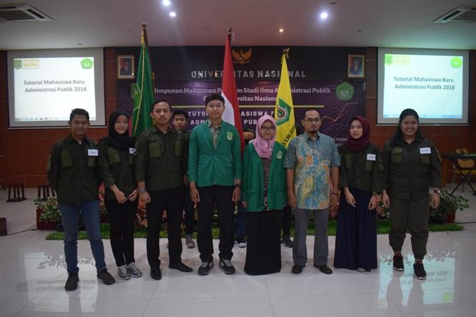 Seminar Tutorial Mahasiswa Baru Administrasi Publik 2018 (10)