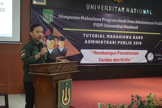 Seminar Tutorial Mahasiswa Baru Administrasi Publik 2018 (6)