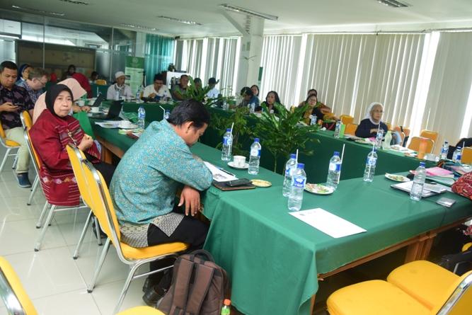 Suasana seminar PPI dan Global One