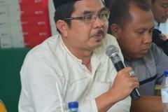 Salah satu delegasi islam