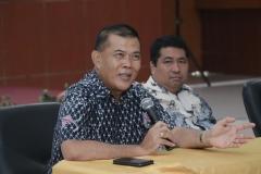 Kepala Badan Pengembangan Profesi Dr. Adjat Daradjat, M.Si