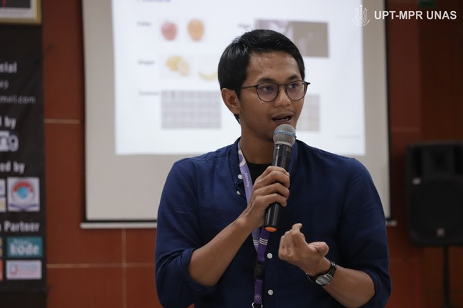 AI Research Group Lead at Nodeflux Muhammad Rizky Munggaran