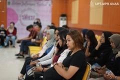 Para peserta SI FEST 2020 saat mengikuti kegiatan