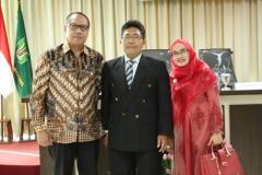 foto Sdr Habib dengan kerabatnya