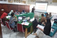 Simulasi Akreditasi Prodi Ilmu Komunikasi UNAS (2)