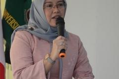 Mantan Ketua Program Studi Sosiologi Dr. Erna Ermawati Chotim, M.Si