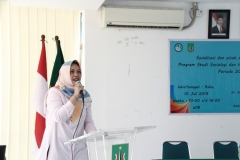 Ketua Program Studi Sosiologi Adilita Pramanti, S.Sos., M.Si