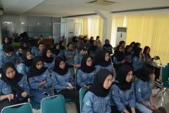 Anggota kepengurusan himpunan mahasiswa sosiologi