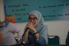 Mahasiswa Sosiologi Laila
