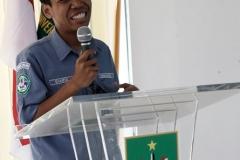 Ketua Umum Himpunan mahasiswa sosiologi periode 2019-2020 Syaiful