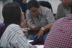 Sosialisasi HIV-AIDS di UNAS (4)