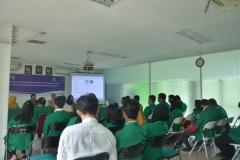 Sosialisasi kurikulum berbasis KKNI, SNPT & SKPI, SKPM Bagi Dosen & Mahasiswa AKPARNAS (1)