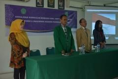 Sosialisasi kurikulum berbasis KKNI, SNPT & SKPI, SKPM Bagi Dosen & Mahasiswa AKPARNAS (5)