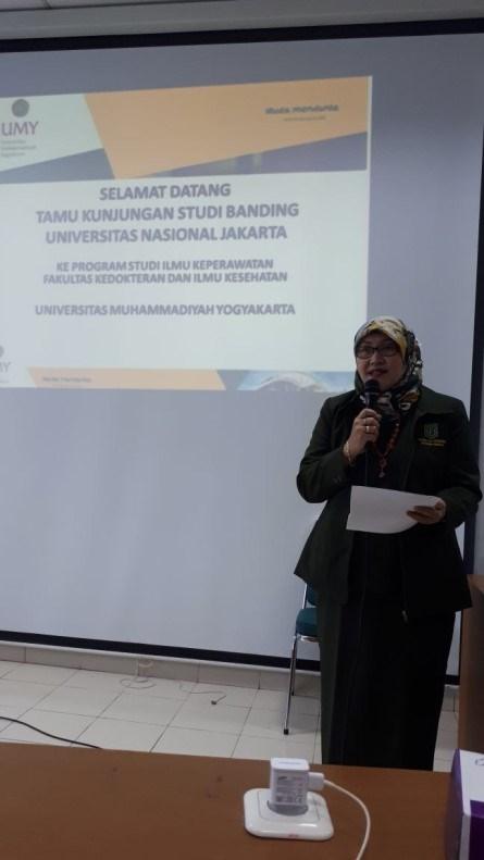 Dekan Fikes Dr Retno Widowati M.Si (1)