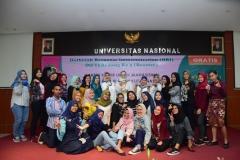 Suntik Difteri yang ke-3 di UNAS (7)