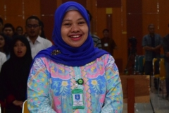 Manager Marketing Public Relations (Dian Metha Ariyanti, S.Sos., M.Si.)