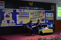Talk Show Tren & Karir di Industri Broadcast Digital Era 4.0 (10)