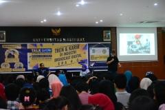 Talk Show Tren & Karir di Industri Broadcast Digital Era 4.0 (9)