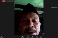 Da'i Konservasi Provinsi Banten, Yayan HS  dalam talkshow