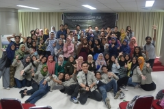 Talkshow Primata Jawa di UNAS (1)