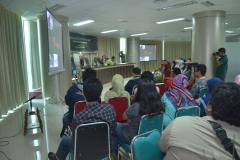 Talkshow Primata Jawa di UNAS (2)