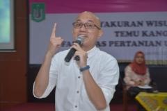 Tasyakuran Wisudawan Baru & Temu Kangen Alumni Fakultas Pertanian UNAS (2)