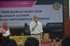 Tasyakuran Wisudawan Baru & Temu Kangen Alumni Fakultas Pertanian UNAS (5)