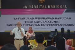 Tasyakuran Wisudawan Baru & Temu Kangen Alumni Fakultas Pertanian UNAS (6)