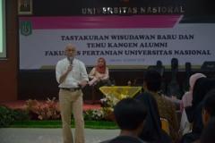 Tasyakuran Wisudawan Baru & Temu Kangen Alumni Fakultas Pertanian UNAS (8)