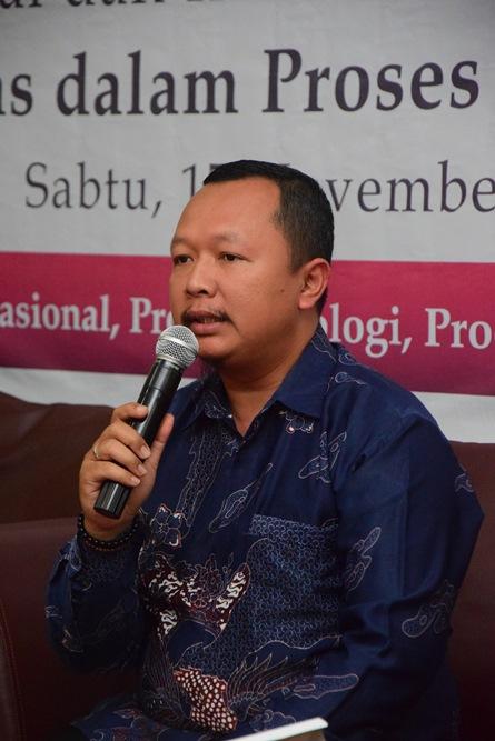 Sekretaris Prodi Nursatyo S.Sos., M.Si