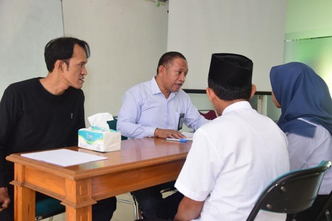Tes Seleksi Beasiswa Bidikmisi di UNAS (5)