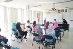 Tes Seleksi Beasiswa Bidikmisi di UNAS (2)