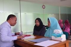 Tes Seleksi Beasiswa Bidikmisi di UNAS (6)