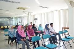 Tes Seleksi Beasiswa Bidikmisi di UNAS (1)