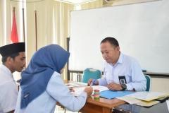 Tes Seleksi Beasiswa Bidikmisi di UNAS (4)