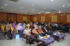 Para undangan (Penandatanganan komitmen realisasi 140 standar universitas nasional)