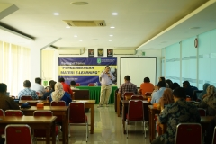 Sambutan Prof Iskandar