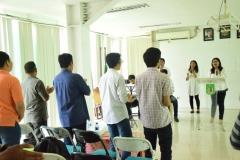 Tumbuhkan Toleransi Antar Sesama Pemeluk Agama, PO Unas Selenggarakan Ibadah Bersama (3)