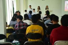 Tumbuhkan Toleransi Antar Sesama Pemeluk Agama, PO Unas Selenggarakan Ibadah Bersama (4)