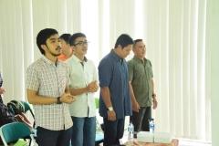 Tumbuhkan Toleransi Antar Sesama Pemeluk Agama, PO Unas Selenggarakan Ibadah Bersama (2)