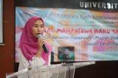 Ketua Umum Himpunan Mahasiswa Ilmu Administrasi Publik