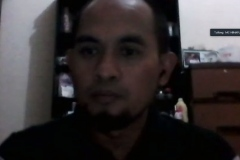 Pembukaan kegiatan tutor maba Administrasi Publik oleh  Wakil Dekan Bidang Kemahasiswaan dan Administrasi Umum FISIP, Aos Yuli Firdaus, S.IP., M.Si.