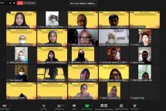 """UNAF 2021 """"Membangun Generasi Milenial Akuntan Yang Cerdas dan Kreatif Dalam Menghadapi Persaingan Di Era Digital"""" Rabu, 25 Agustus 2021"""