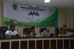 UNAS adakan Seminar Terbatas Mengawal Pemilu yang Konstitusional & Bebas Korupsi (5)