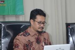 UNAS adakan Seminar Terbatas Mengawal Pemilu yang Konstitusional & Bebas Korupsi (7)