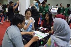 UNAS Berpartisipasi Dalam Pameran Pendidikan di JCC 2018 (7)
