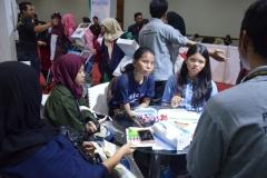 UNAS Berpartisipasi Dalam Pameran Pendidikan di JCC 2018 (9)