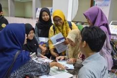 UNAS Berpartisipasi Dalam Pameran Pendidikan di JCC 2018 (2)