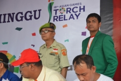 UNAS Berpatisipasi dalam TORCH RELAY ASIAN GAMES 2018 (3)