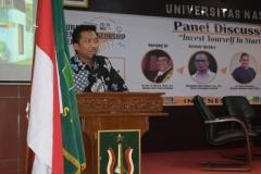 Bagus Rahman (Asisten Deputi Penyuluhan) Kementerian Koperasi dan Usaha Kecil dan Menengah Republik Indonesia